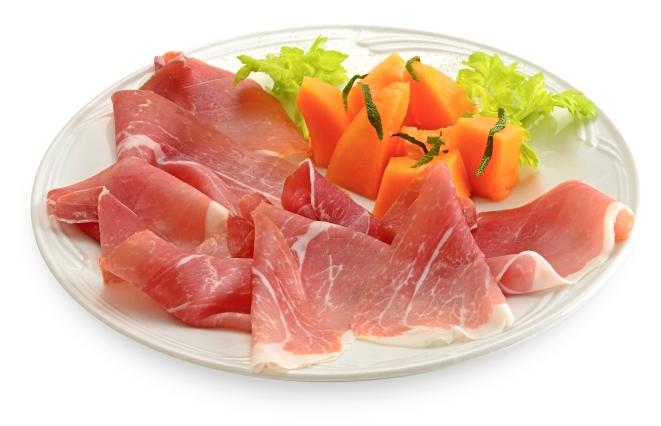 Dolce Parma con Melone di Casteldidone