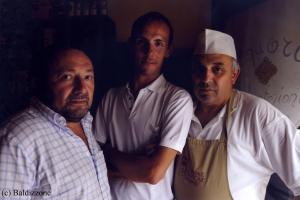 Franco Malinverno, Fausto Malinverno, Federico Malinverno