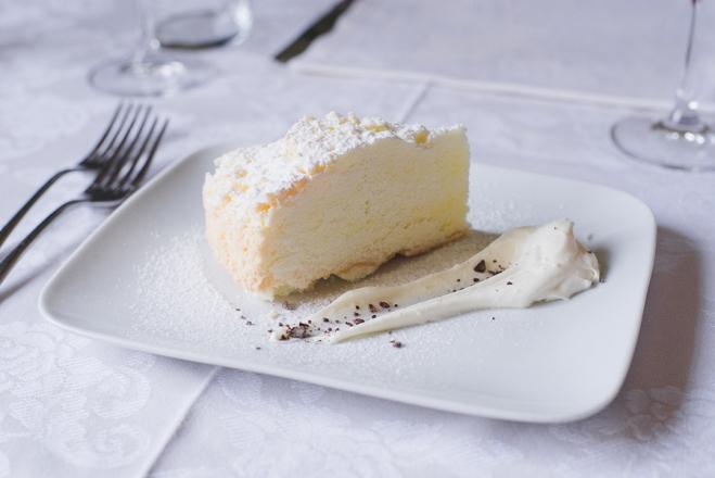 Torta Sabbiosa con Crema al Mascarpone