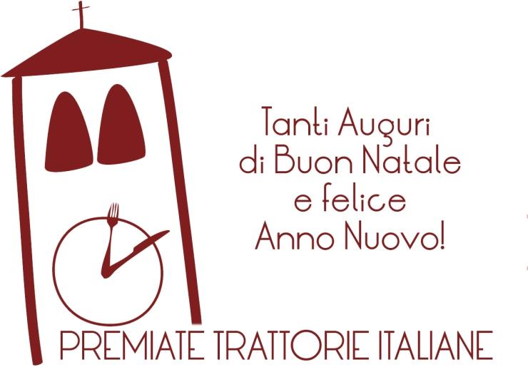 Auguri, Premiate Trattorie Italiane