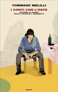 Tommaso Melilli, I conti con l'Oste, Einaudi 2020