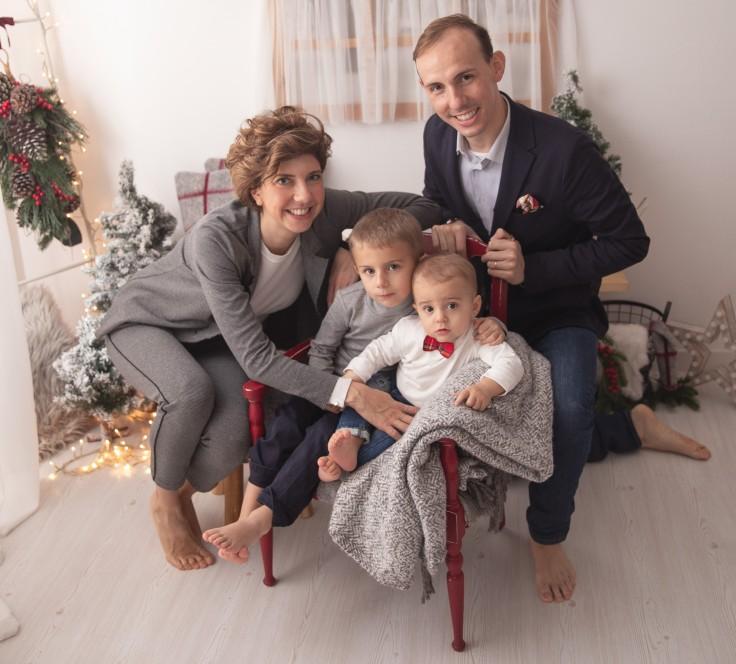 2020: Federico, Greta, Giuseppe e Filippo Malinverno