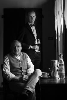 2019: Federico e Fausto Malinverno ritratti da Lido Vannucchi